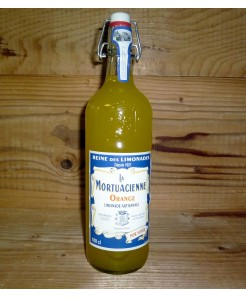 Limonade artisanale orange