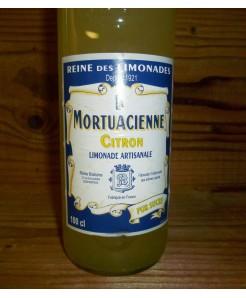 Limonade artisanale citron