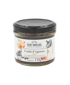 Confit d'oignons (110g)