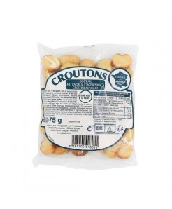 Croutons goût ail 75g