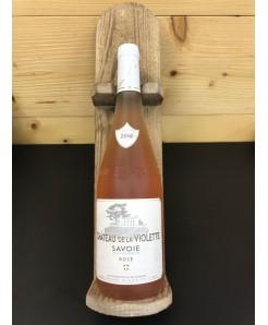 Vin rosé de Savoie Château La Violette