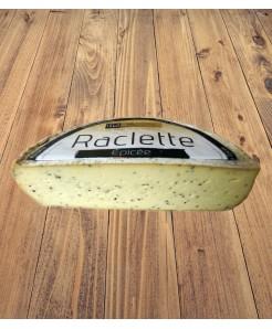 Raclette artisanale aux épices