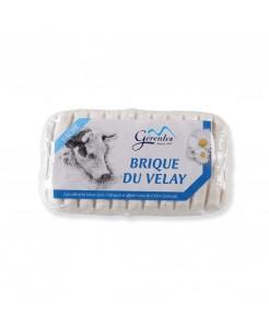 Brique de vache du Velay au lait de montagne (150 gr)