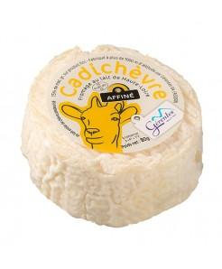 Crottin de chèvre mi-sec au lait de montagne (100 gr)
