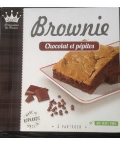 Brownies aux pépites de chocolat 285g