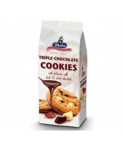 Cookies triple chocolat 200g