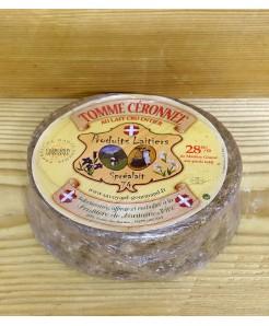 Tomme de Savoie 28% Céronnée