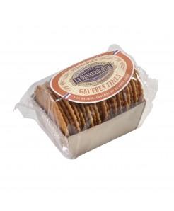 Véritables gaufres fines au caramel beurre salé 175g