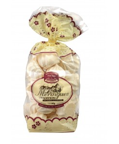 Meringues tradition sans conservateur. ni colorant sachet 140g
