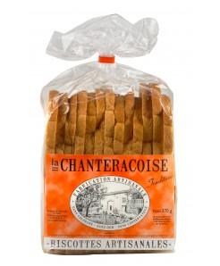 Biscottes artisanales «L'authentique» 370g