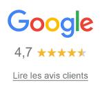 Lire les avis clients sur Google